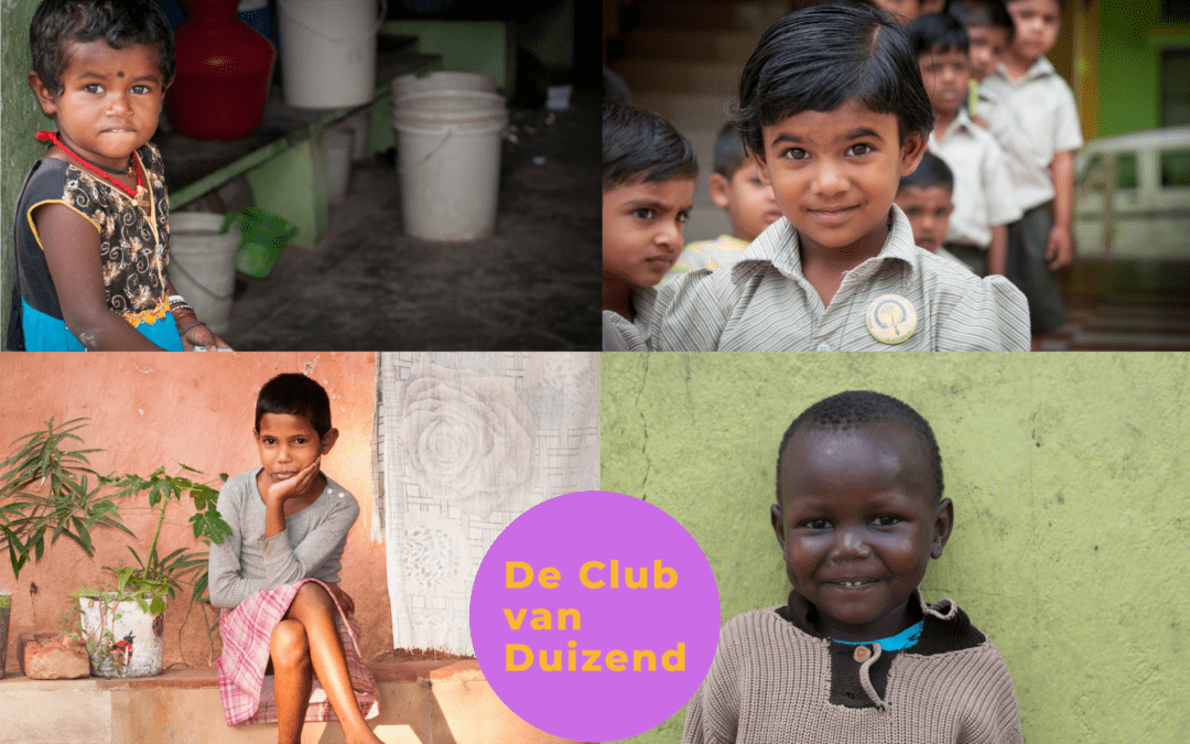 The Club of a Thousand – Join us!