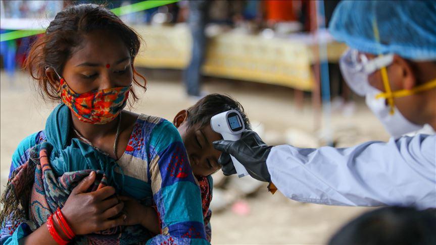 De Corona ramp in Nepal